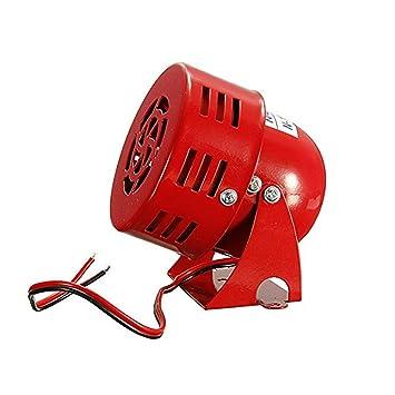 mdxmai EM-190 zumbador de Alarma de Incendio Industrial de ...