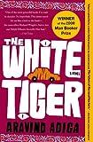 The White Tiger Novel by Aravind Adiga