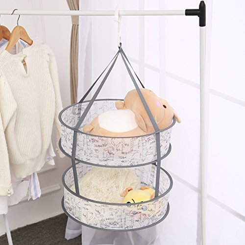 Drying basket,Sun net sweater sweater,Tiled dry clothes down