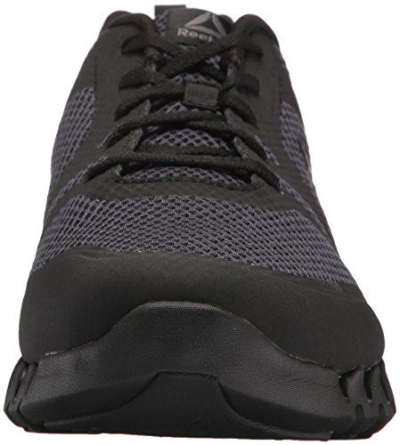 Sneaker Reebok Mens Zig Evolution 2.0 Nero / Grigio Cenere