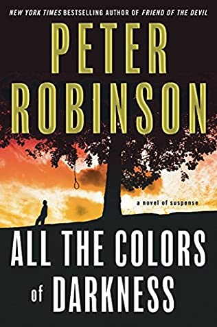 book cover of All the Colours of Darkness