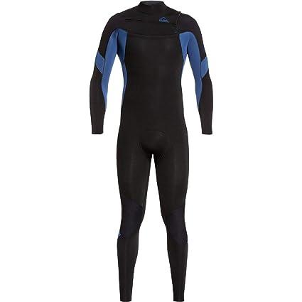 Quiksilver Syncro 4/3mm Fullsuit Chest Zip - Traje de surf ...