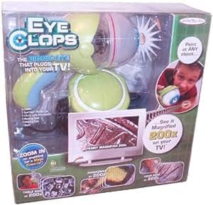 EyeClops Bionic Eye Multizoom, Green - The Guide For Toys