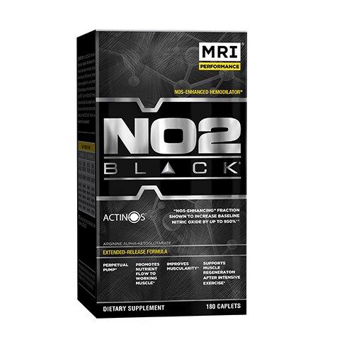 M.R.I. NO2 Black, 180-cap Bottle