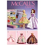 McCalls Sewing Patterns 111/ 2-inch/ 29cm Doll, Multi-colour by McCalls Patterns