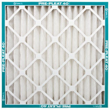 Flanders PrecisionAire 80055.021624 16 by 24 by 2 Pre Pleat 40 MERV 8 LPD Air Filter