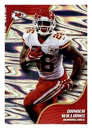 new product 01ff2 5dbcd Amazon.com: 2019 Panini NFL Stickers #242 Damien Williams ...