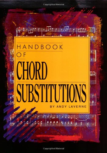 Handbook of Chord Substitutions Chord Substitutions Piano