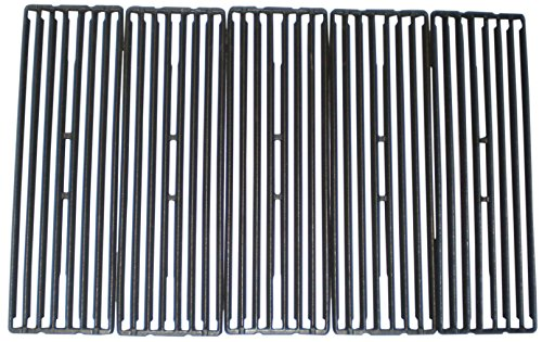 Music City Metals 67845 Matte Cast Iron Cooking Grid Replace