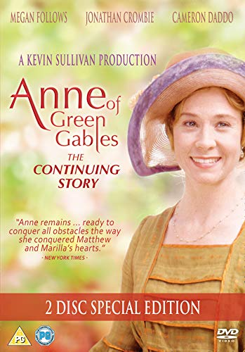 Anne Of Green Gables - The Continuing Story - 2 Disc Special Edition [DVD]