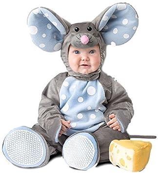 Fancy Me Bebé niños niñas ratón Animal Carnaval Semana Halloween ...