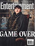 Entertainment Weekly, 15-22 March 2019   Game of Thrones, Isaac Hempstead-Wright 'Bran Stark' Cover