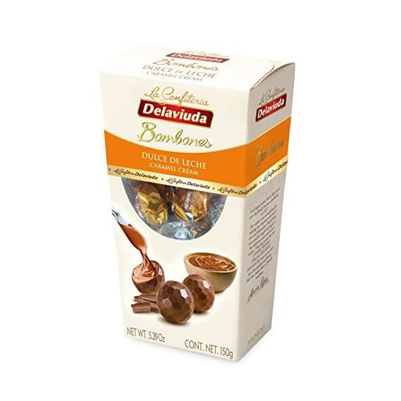 Delaviuda Bombones With Caramel Cream, 150g