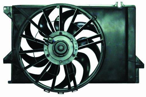 Depo 330-55004-000 Dual Fan Assembly