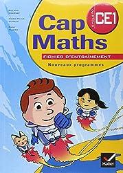 Cap Maths Cycle 2 CE1 : Nouveaux programmes