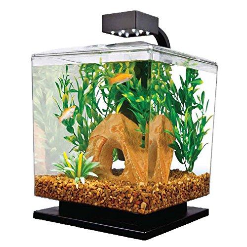 046798291374 - Tetra 29137 Water Wonder Aquarium Kit, Black, 1.5 Gallons carousel main 0