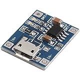 Tikta Mini MICRO USB 1A TP4056 Lithium Battery Charging Module Li ion Board Module Batteries Charger