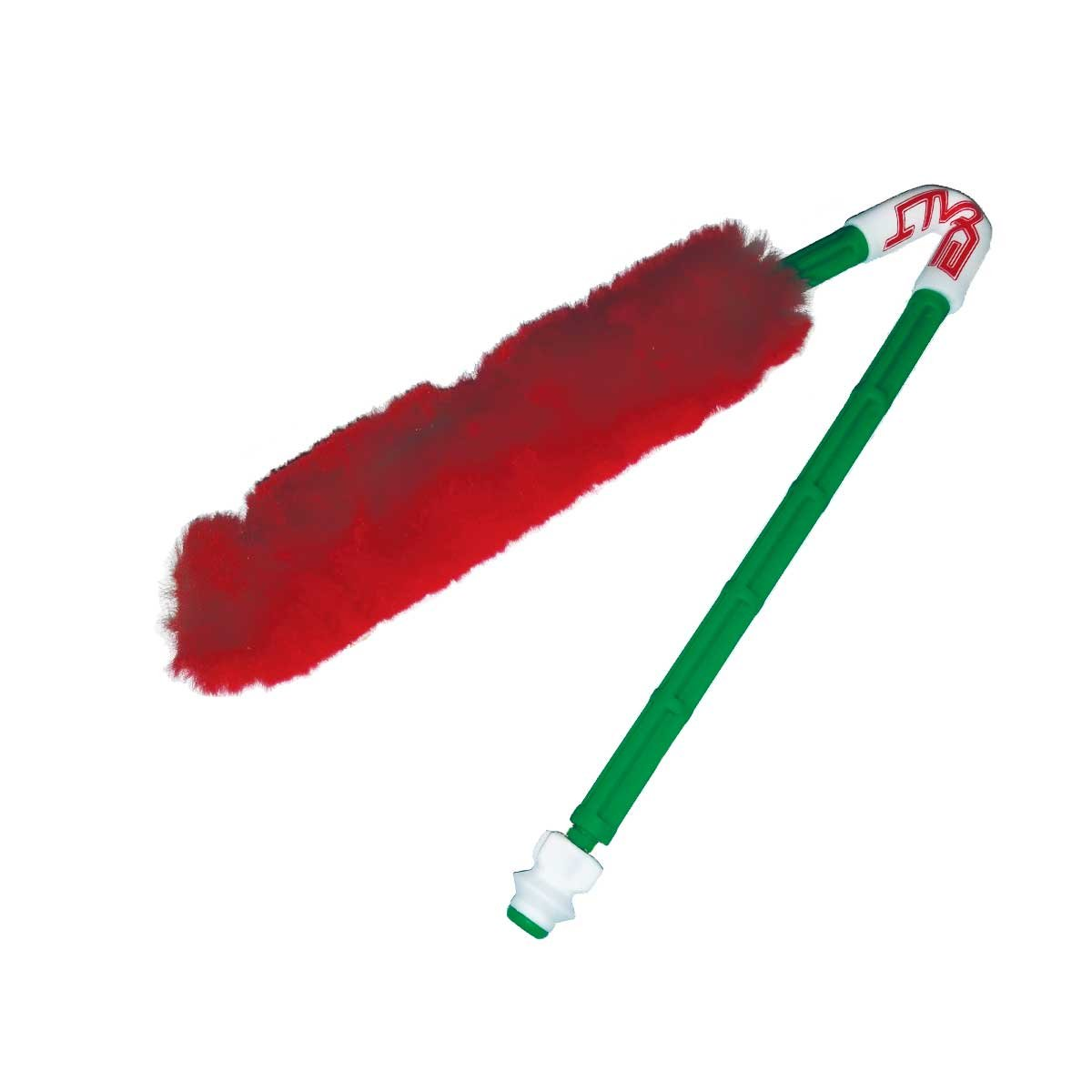 Exalt Paintball Barrel Maid Swab/Squeegee - LE Red/Green by Exalt