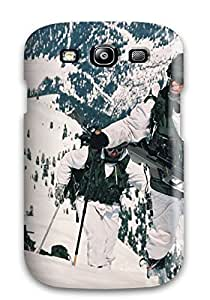 Design High Quality Mountain Troops Cover Case With Excellent Style For Galaxy S3 9459362K47544524