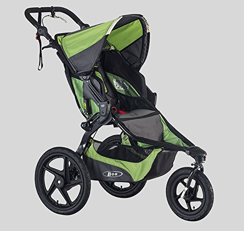 BOB 2016 Revolution Pro Stroller, Meadow and Black by bob