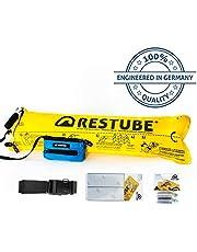 Restube Sports Starter Bundle - aufblasbare Schwimmboje für Surfen, Wind surfen, Kite surfen & Kajak