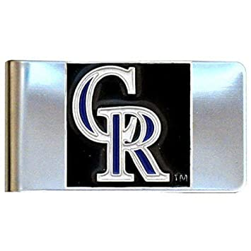 Siskiyou MLB Steel Money Clip