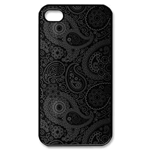 iphone 6 /Covers Hard Back Protective-Cute Floral Paisley Pattern Case Perfect as Christmas gift(4)