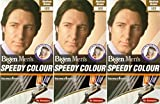 Bigen Men's Speedy Hair Colour 105 Medium Brown X 6 Packs