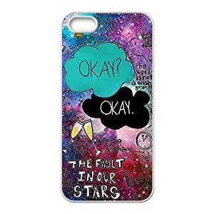 linJUN FENGCreative design Okay Cell Phone Case for iPhone 5S