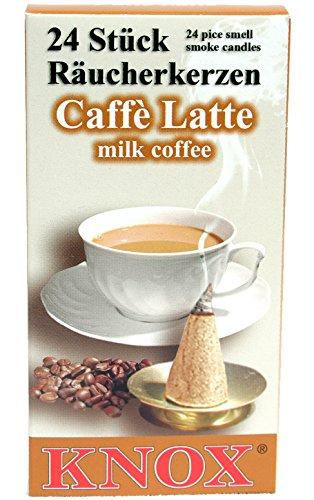 Alexander Taron Importer 013270 - Knox Large Incense - Coffee Scent - Unit of 24 pcs - 5