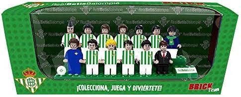 Eleven Force Brick Team Real Betis (10650), Multicolor (1): Amazon.es: Juguetes y juegos