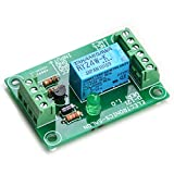 ELECTRONICS-SALON DPDT Signal Relay Module, 24Vdc, RY24W-K Relay. Has Assembled.