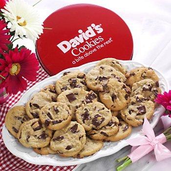 Davids Cookies Assorted Fresh Baked
