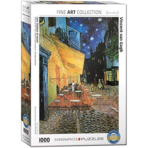 1000 piece fine art puzzles - 3