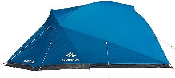 Decathlon Quechua – Tienda para familia, unisex, - ARPENAZ XL 2 TENT FOR 2 PEOPLE BLUE: Amazon.es: Deportes y aire libre