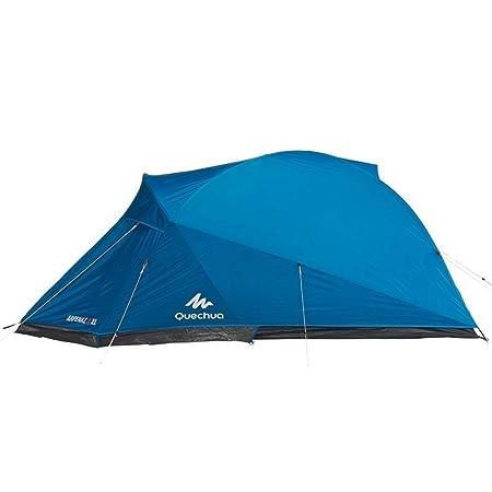 Decathlon Quechua tienda de campaña para familia de persona ARPENAZ XL 2 TENT FOR 2 PEOPLE BLUE: Amazon.es: Deportes y aire libre