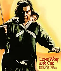 Lone Wolf & Cub Complete [Blu-ray] [Import]