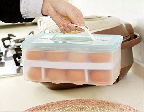 DELIFUR Plastic Container refriderator Freezer