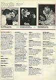 Robin Williams (Good Morning, Vietnam), Aerosmith, Larry Drake, Dobie Gillis - February 22, 1988 People Weekly Magazine
