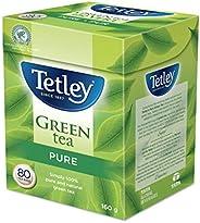 Tetley Pure Green Tea, 80 Count