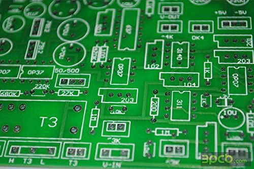 FR-4 0.4-3.2MM 24layers PCB Board Manufacturer Supplier Sample Fast Run Service Dear-Power PCB and PCB Assembly Prototype 2 Layers