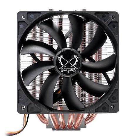 Scythe Ninja 3 Rev.B Procesador Enfriador - Ventilador de PC ...