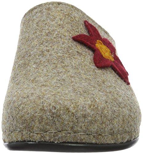Berkemann Women's Elenor Low-Top Slippers Beige (Sand 774) PLghRx9tKL