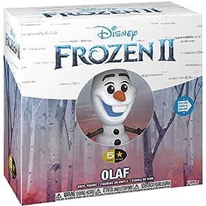 5 Star Disney: Frozen 2 – Olaf Vinyl Figure (Includes Compatible Pop Box Protector Case)