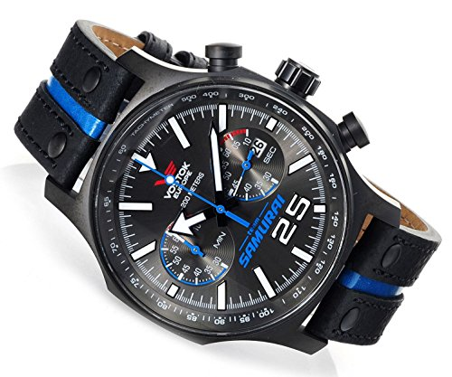 Vostok-Europe - Team Samurai Racing - Special Edition - 48mm Chronograph - 6S21/5954356