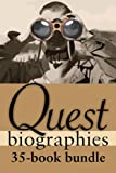 img - for Quest Biography 35-Book Bundle: Marshall McLuhan, Nellie McClung, Ren  L vesque and many more book / textbook / text book