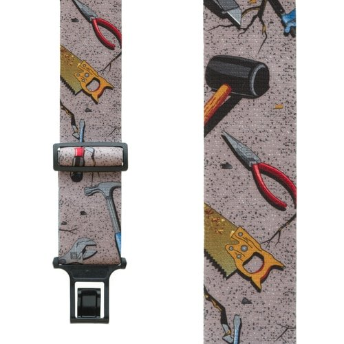 Handyman Carpenter Suspenders by Perry (Regular) by Perry Suspenders (Image #1)