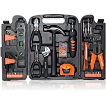 switchedge 129pieza Juego de herramientas para el hogar y los viajes