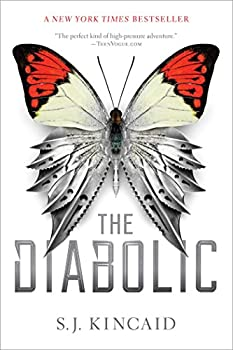 The Diabolic by S.J. Kincaid fantasy book reviews