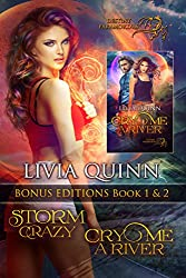 Storm Crazy Bonus Editions Books 1&2: Includes Storm Crazy and Cry Me a River (Destiny Paramortals)